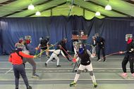 Image for event: July School Holiday Fencing