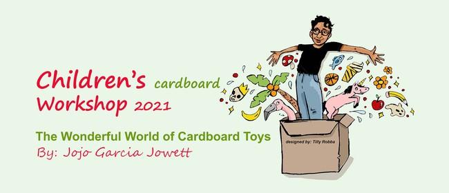 The Wonderful World of Cardboard-Toys