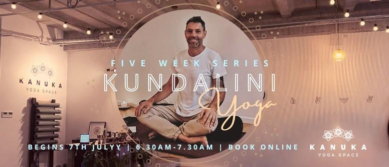 Kundalini Yoga - Five Week Series