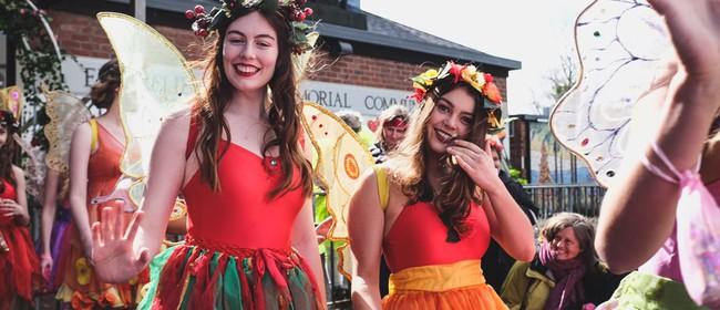 Ellerslie Fairy Festival & Pirate Party 2021