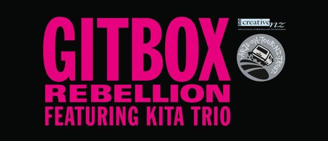 Gitbox Rebellion featuring Kita Trio