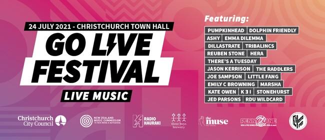 Go Live Festival 2021 – Live Music