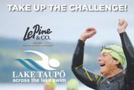 Lake Taupo Across The Lake Swim