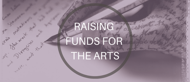 Workshop: Raising Funds for the Arts