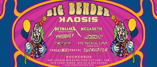 Big Bender: CANCELLED