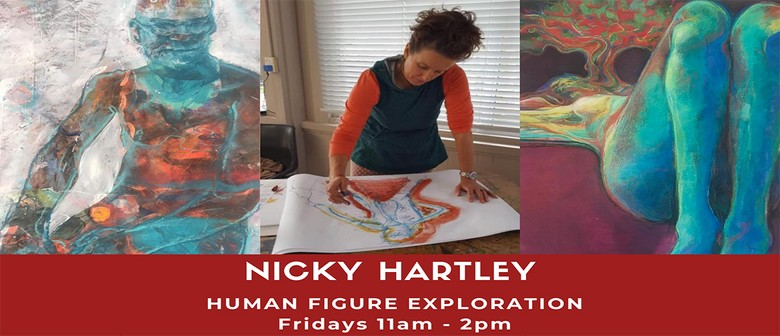 ART Collective Project with Artist Nicky Hartley