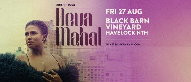 Deva Mahal - The Kinship Tour