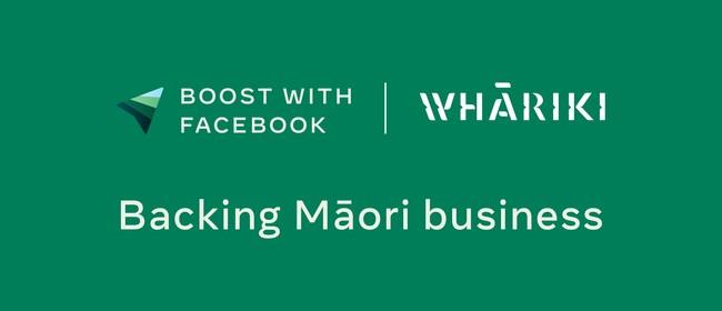 Boost with Facebook ki Te Whanganui a Tara
