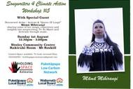 Songwriters 4 Climate Action #5 w. Māmā Mihirangi