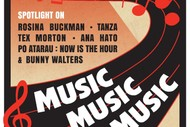 Image for event: Music Music Music