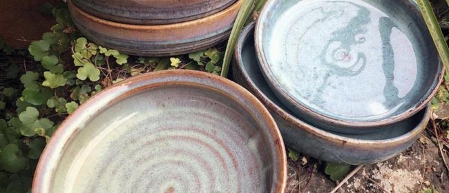 Next Steps in Ceramics: Forms & Finishes: CANCELLED
