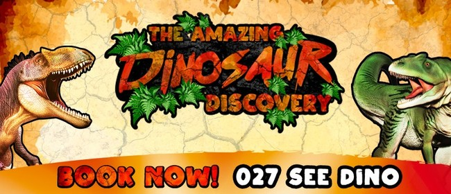 The Amazing Dinosaur Discovery: CANCELLED