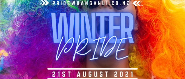 Whanganui Winter Pride Party 2021: CANCELLED