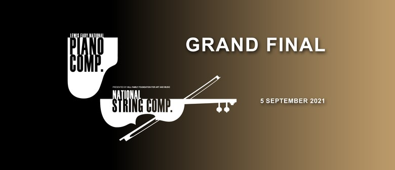 National Piano and National Strings Competition Finals
