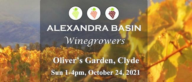 Alexandra Basin Winegrowers New Release Tasting