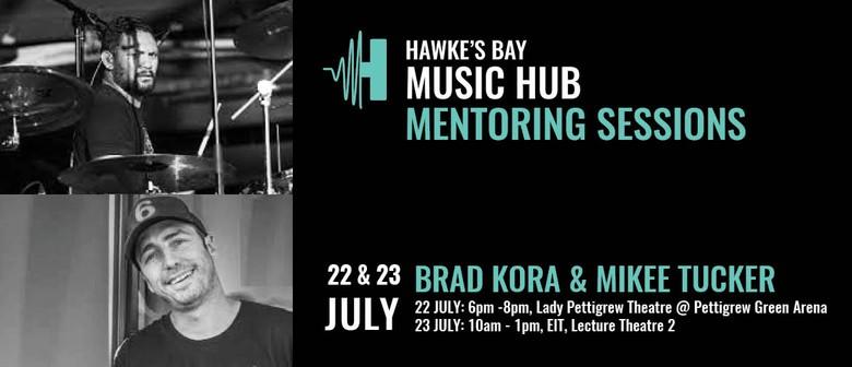 HB Music Hub Mentoring Sessions - Brad Kora & Mikee Tucker