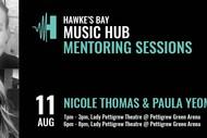 HB Music Hub Mentoring Sessions - Nicole & Paula