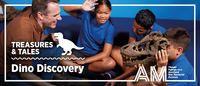 Treasures & Tales: Dino Discovery