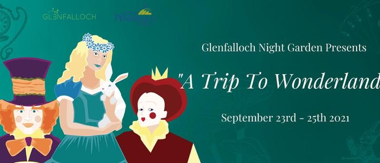 Glenfalloch Magical Night Garden