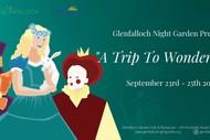 Image for event: Glenfalloch Magical Night Garden