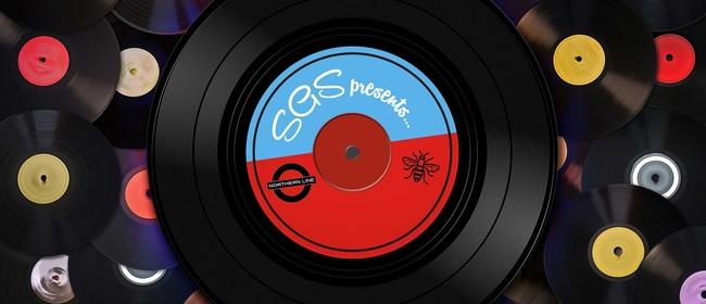 SGS Presents Northern Line Record & Music Tee Shirt Jumble