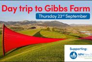 Image for event: Gibbs Farm