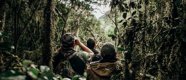 Fiordland Hunters Journal Adventure