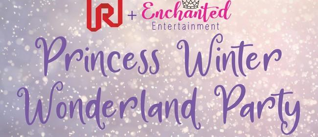 Princess Winter Wonderland Party