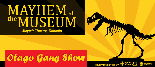 Gang Show - Mayhem at the Museum