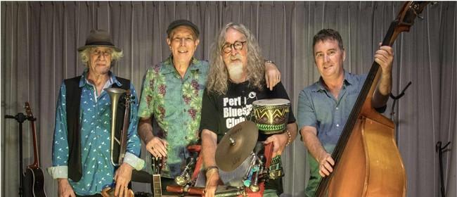 The Ragtime Washboard Kings