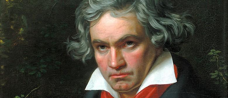 Manawatu Sinfonia: Beethoven Celebration: POSTPONED