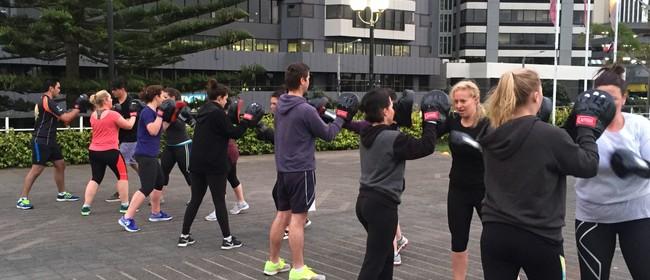 Fitness Boot Camps - Wellington CBD