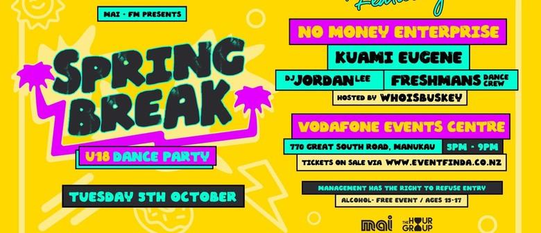 Spring Break Event U18 Dance Party