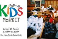 Pop-Up Kids Market - Spring Sale