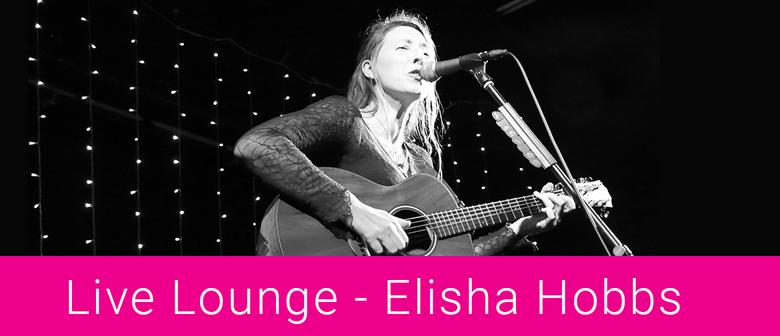 Live Lounge: Elisha Hobbs