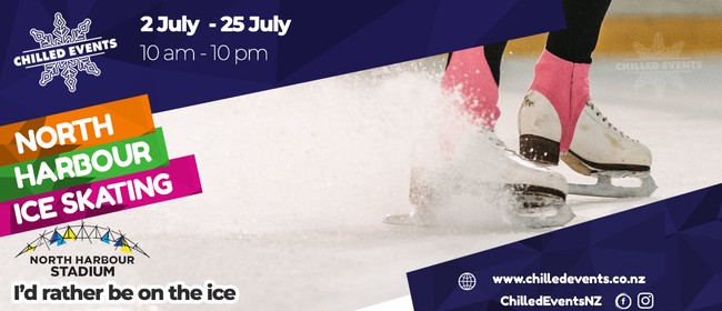 Chilled Events - North Shore Ice Skating: CANCELLED