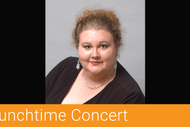 Image for event: Lunchtime Concert: AVID OPERA with Pauline Boyd