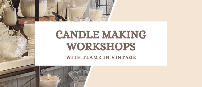 Winter Wonderland Candle Making Workshops