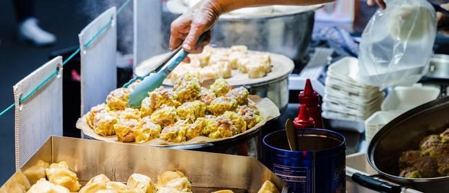 Night Market Winter Festival