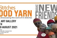 Image for event: In Stitches: A Good Yarn