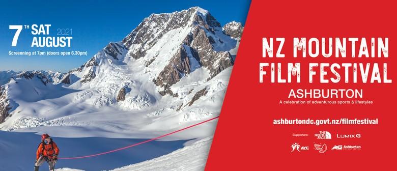 NZ Mountain Film Festival National Tour - Ashburton