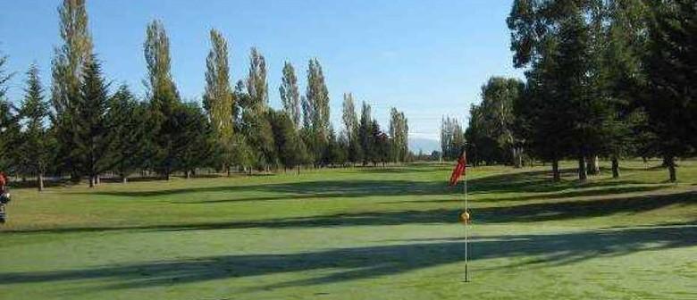 2021 NZ Womens Senior Foursomes Championship