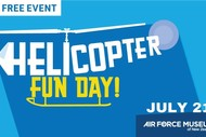 Image for event: Helicopter Fun Day