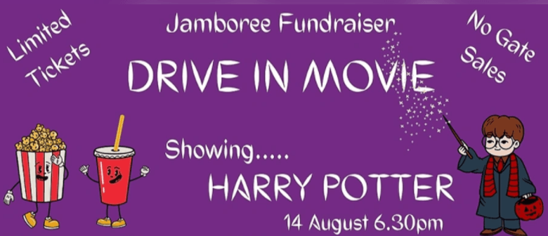 Jamboree Fundraiser - Drive-In-Movie: CANCELLED