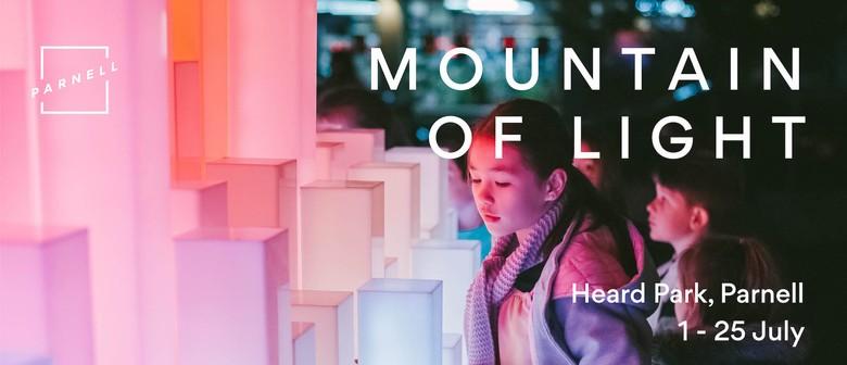 Mountain of Light Parnell