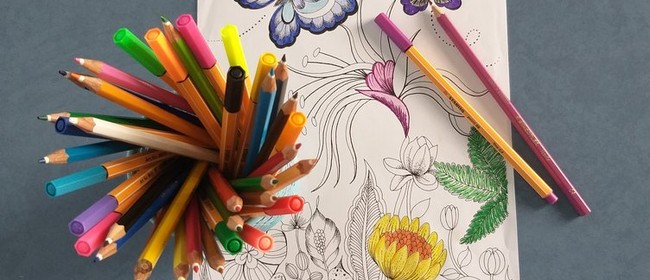 Mindfulness Colouring Club