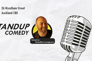 Image for event: Comedy at DingDong Lounge