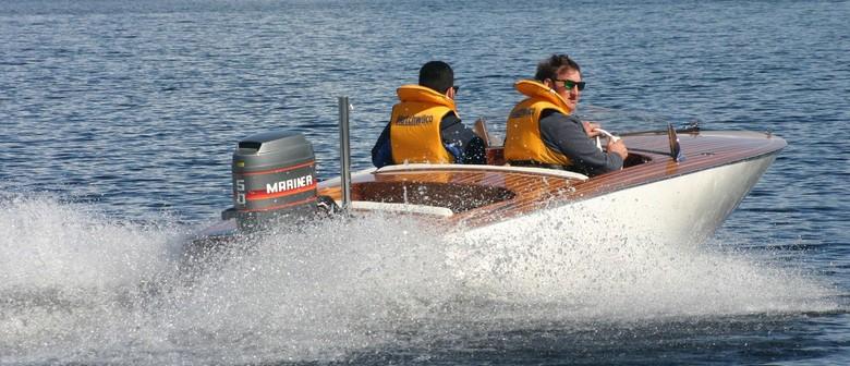Lake Brunner Classic Boat Get Together 2021