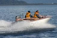Image for event: Lake Brunner Classic Boat Get Together 2021