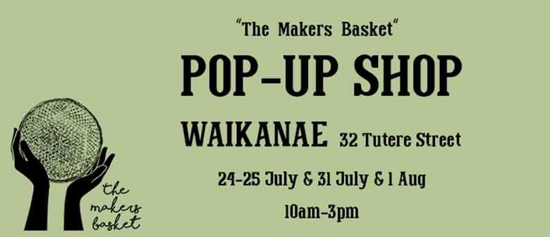 The Makers Basket POP-UP Shop